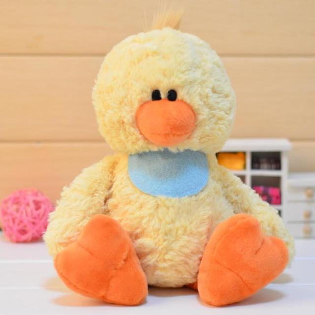 Cute Nici Chicken Plush Toys Soft Stuffed Animals Dolls Baby Pillow Kids Toy  For Children Girls Birthday Gifts b5d0ea2189bf