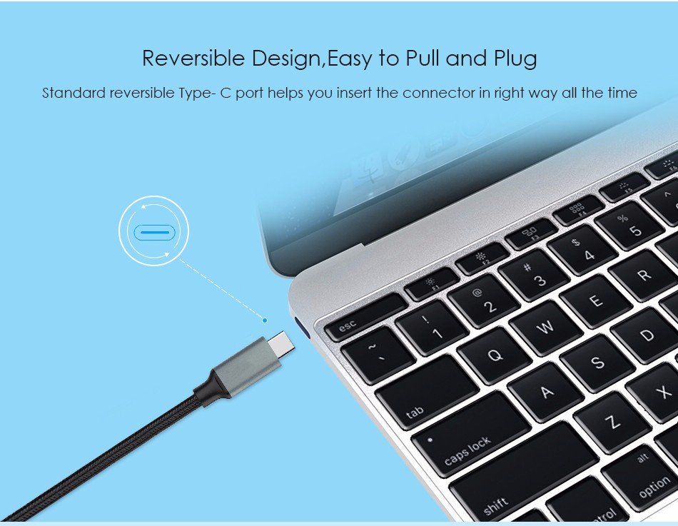 USB C Cable 3