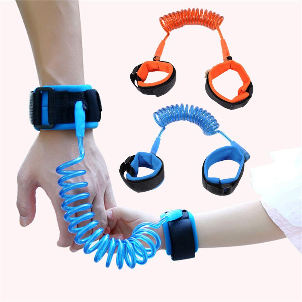 Baby Safety Harness Leash Anti Lost Wrist Link Traction Rope Wristband Belt Kids Gives Toddlers Independence But Keeps Them Safe