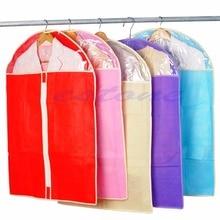 2014 New Dress Clothes Garment Suit Cover Bag Dustproof Jacket Skirt Storage Protectorfor kitchen or bathroom