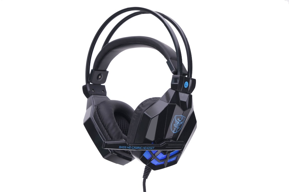 PLAYERUNKNOWN'S BATTLEGROUNDS FORTNTE stereo game earphone with microphone Glowing vibration version of the game esports headset