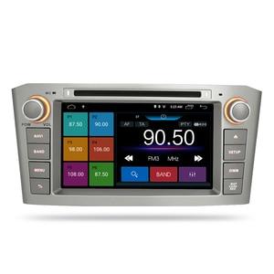 Image 3 - 7 IPS Android 9.1 รถเครื่องเล่นดีวีดีสำหรับ Toyota Avensis/T25 2003 2008 รถนำทาง GPS WIFI FM BL 2 DIN สเตอริโอมัลติมีเดีย