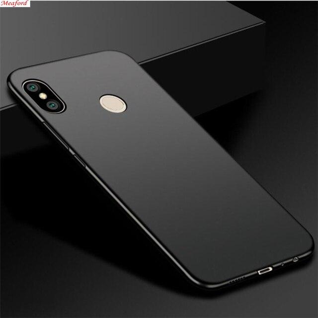 25b8b2138 For Coque Xiaomi Mi A2 Lite Case Silicone For Xiaomi Redmi 6 Pro phone case  Slim