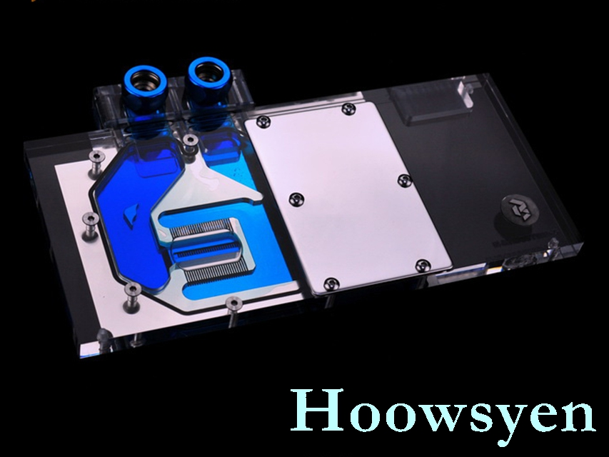 N-IG1080TI9D-X iGame1080 nine section water cooling head