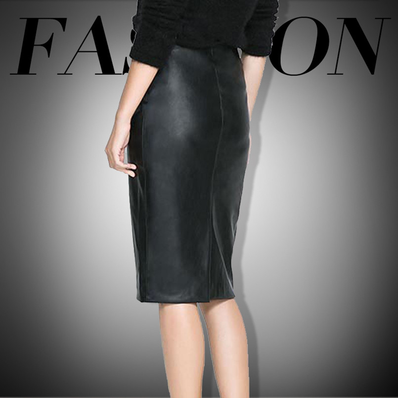 Online Get Cheap Black Leather Skirt -Aliexpress.com | Alibaba Group