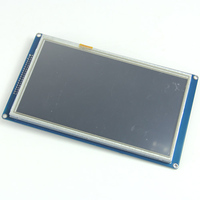 J34 F85 Free Shipping SSD1963 7 TFT LCD Module Display Touch Panel Screen PCB Adapter Build
