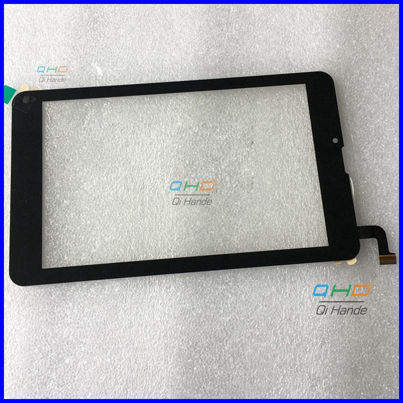 New 7'' inch touch screen For 4good light at200 tablet computer multi touch capacitive panel handwriting screen Free shipping black new 8 tablet pc yj314fpc v0 fhx authentic touch screen handwriting screen multi point capacitive screen external screen