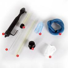 Adjustable Aquarium Battery Syphon Auto Fish Tank Vacuum Gravel Water Filter Cleaning Tools Aquarium Cleaner