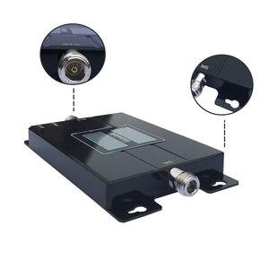 Image 4 - Усилитель сигнала Lintratek, с ЖК дисплеем, 4G LTE, 1800 МГц, GSM 900 МГц, Репитер сигнала 2G, 4G, 1800 МГц, мобильный телефон, усилитель сигнала.