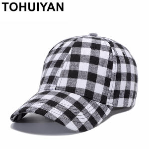 301c5e9a2069d TOHUIYAN Cotton Baseball Cap Hats Adjustable Snapback