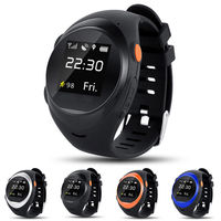 Anti lost Children Kids Elderly Smart GPS WIFI Positioning Watch Elder Monitor Tracking Tracker Smart Watches Finder IOS Android