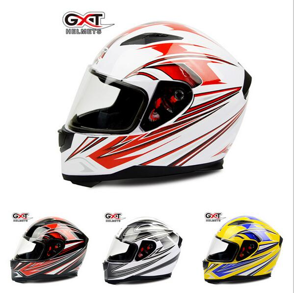 New Arrival Gxt 398 Brand Very Cool Black Motorcycle Helmet Cascos
