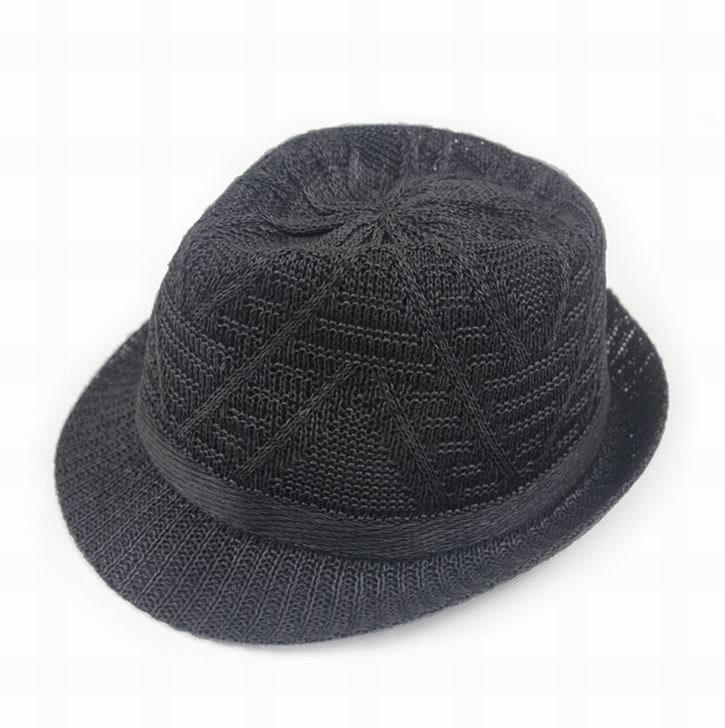 Дышащие полосатые модные соломенные шляпы для защиты от солнца в студенческом стиле; летняя кепка унисекс; крутая кепка; 7 цветов; 1 шт - Цвет: D