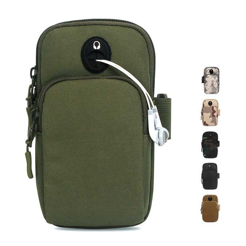 Mobile Phone Arm Bag Fitness Running 6.5 Inch Oxford Cloth
