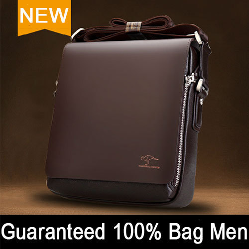 New Messenger Bag Men Big Promotion Kangaroo Brand Man Bag Men's Bags Men Messenger Casual Shoulder Briefcase