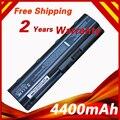 Bateria do portátil para hp mu06 para compaq presario cq32 cq42 cq43 cq56 CQ62 CQ72 CQ630 para Pavilion dm4 dv3 dv5 dv6 dv7 g4 g6 g7