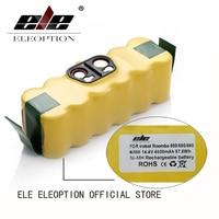Eleoption 3500mah Ni MH Vacuum Battery For IRobot Roomba 500 560 530 510 562 550 570