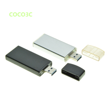 USB 3 0 to M 2 SSD Case USB3 0 to NGFF B KEY Hard Disk