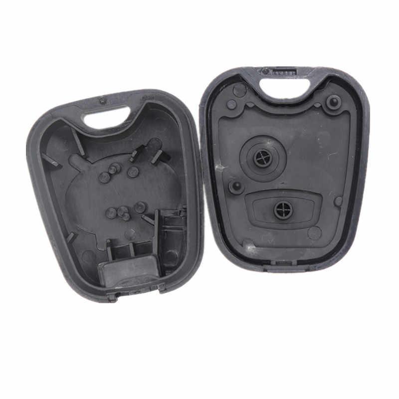 AUTEWODE zdalne klucz shell dla Citroen Xsara Picasso 2 przycisk samochodu klucz case fob nie chip 1 pc ostrze