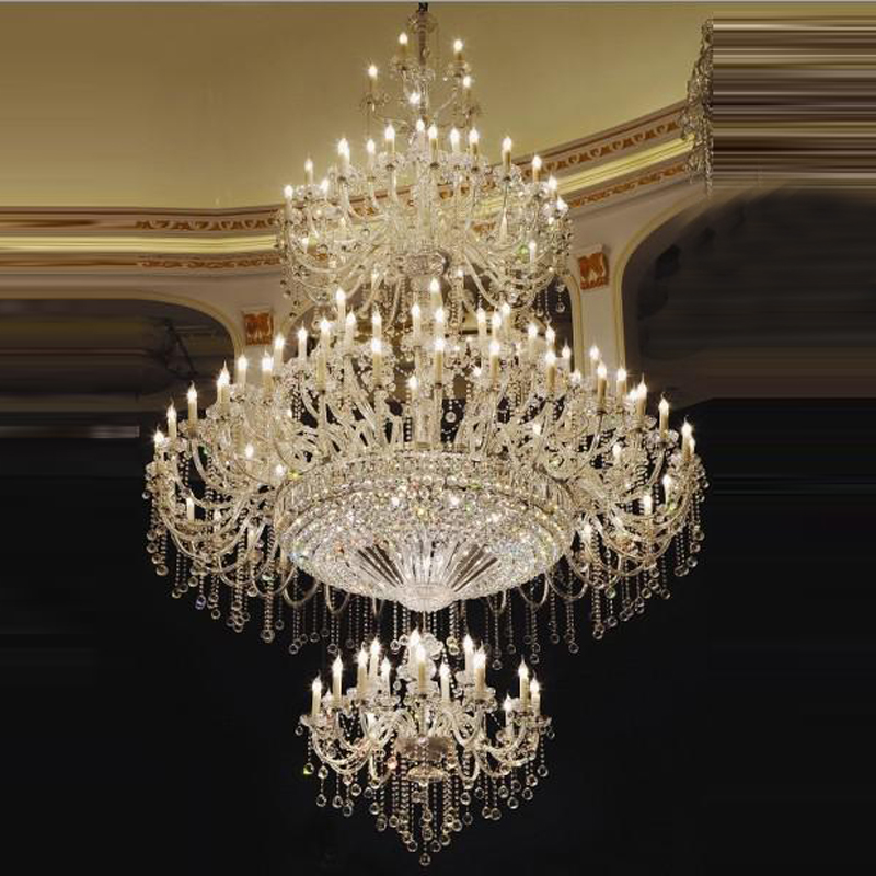 crystal chandelier traditional # 35