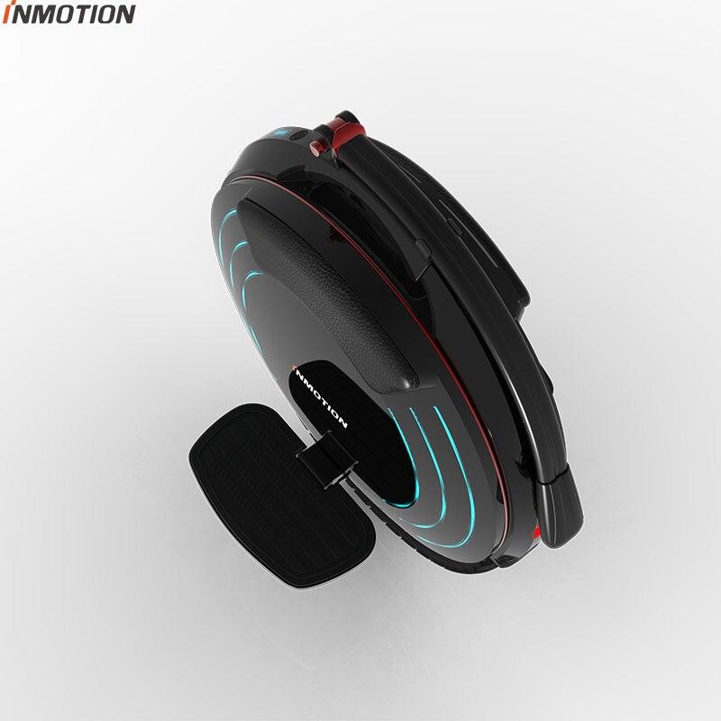 INMOTION V10/V10F auto équilibrage roue Scooter électrique monocycle 2000 W intégré poignée Hoverboard avec lampes décoratives - 3
