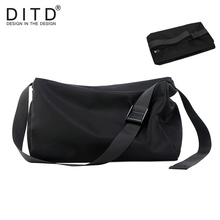 DITD 2019 Fashionable Traveling Bag Walter proof Fitness Foldable GYM Hot sell shoulder for Mens And Womens