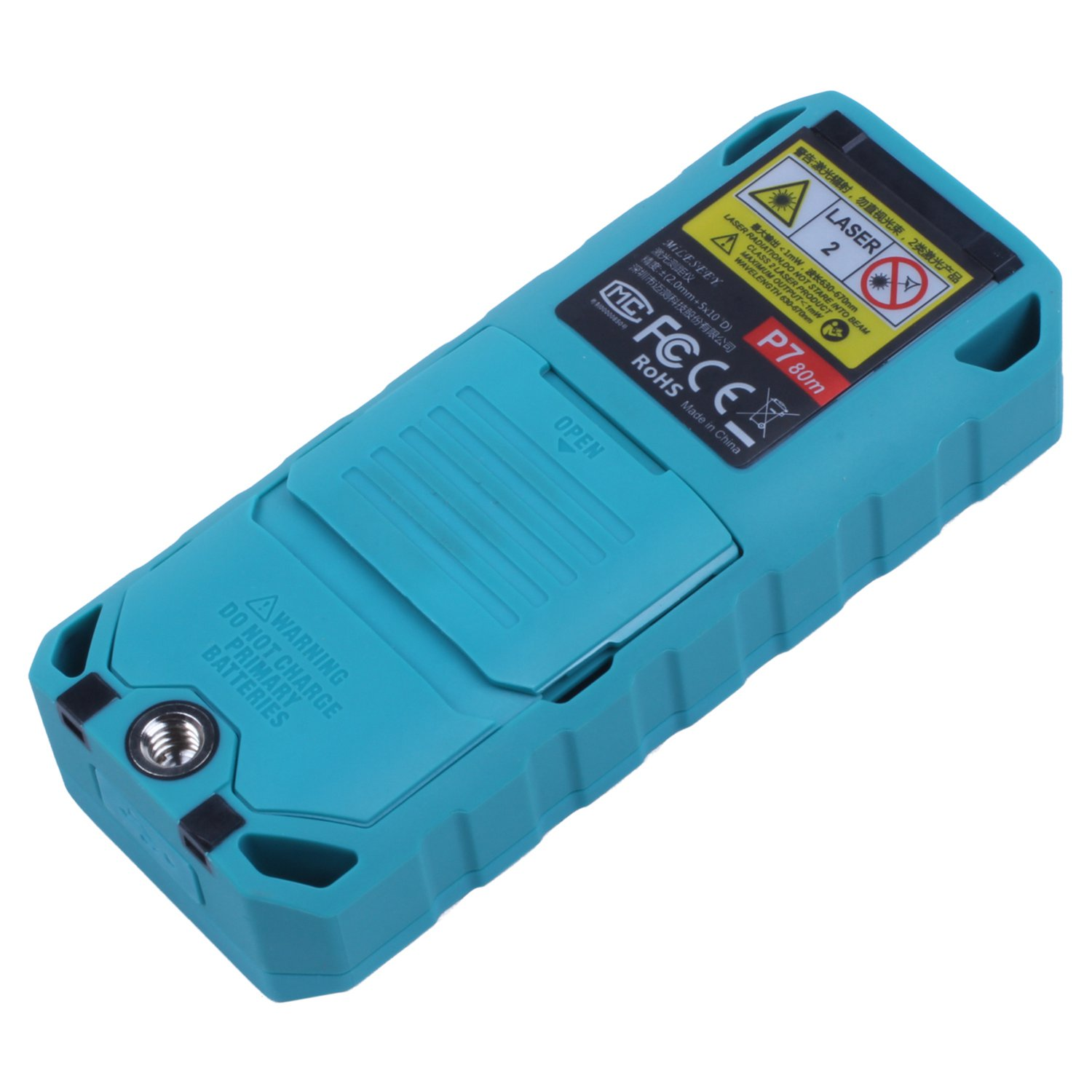 Mileseey P7 Bluetooth Laser Rangefinder with Rotary Touch Screen Rechargerable Laser Meter lixf mileseey p7 bluetooth laser rangefinder with rotary touch screen rechargerable laser meter 200m