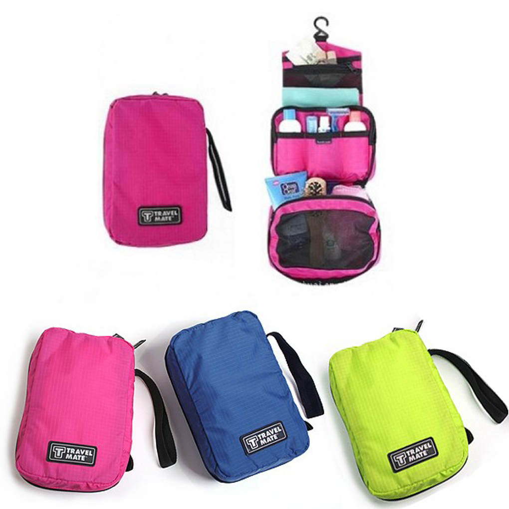 Unisex Camping Trip  Hang Washing Bags Cosmetic Bags Toiletry Bags