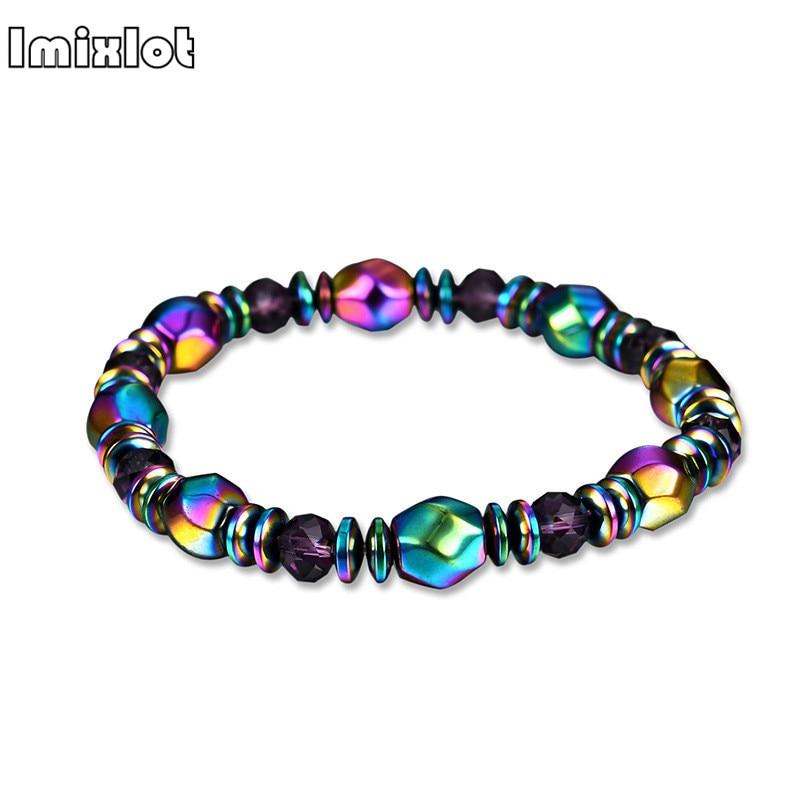 Imixlot 2018 Real Bracelets Bangles Embellish Colorful Bracelet font b Weight b font font b Loss