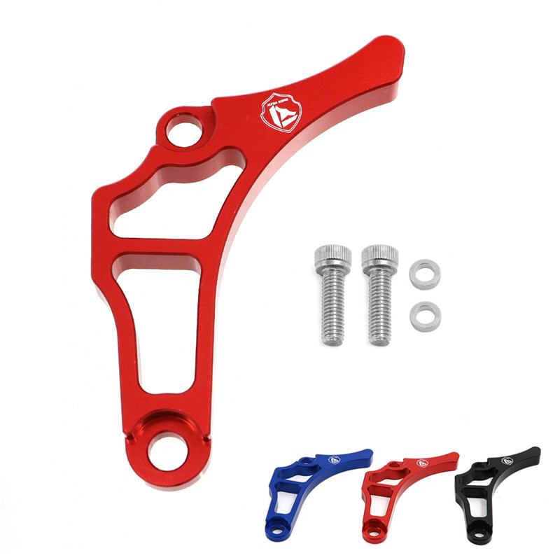2004 - 2013 For Yamaha YFZ 450 YFZ450 ATV Quad CNC Billet Aluminum Case Saver Engine Guard Chain Cover Frame Slider Protection