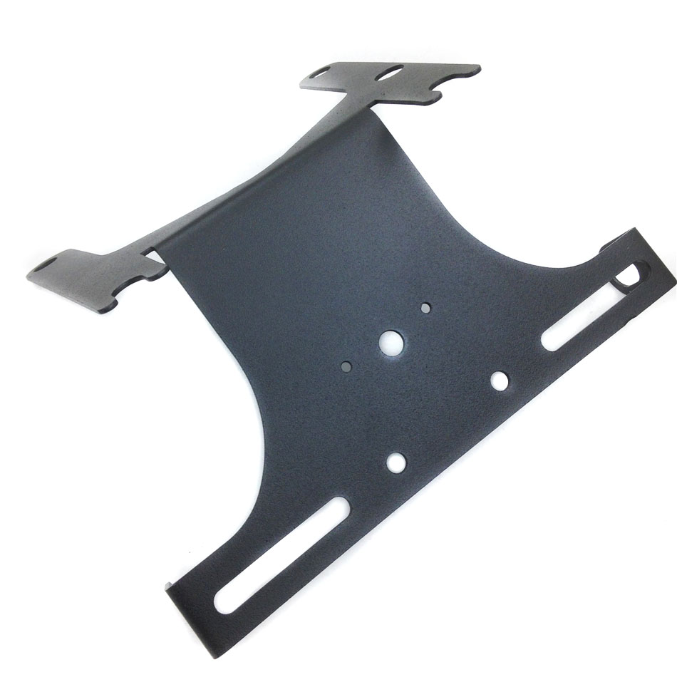 Aftermarket free shipping motorcycle parts Eliminator Tidy Tail Fit For Suzuki 2006-2007 GSXR 600 GSX-R750 Black aftermarket free shipping motorcycle parts eliminator tidy tail for 2006 2007 2008 fz6 fazer 2007 2008b lack