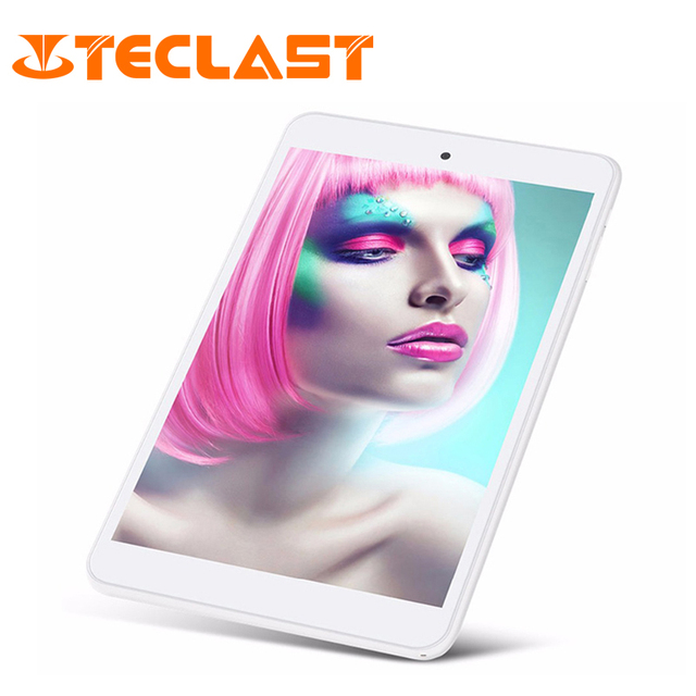 Teclast P80H ПК таблетки 8 дюймов Quad Core Android 7.0 64bit MTK 8163 IPS 1280x800 двойной WIFI 2.4G / 5G HDMI GPS Bluetooth Tablet PC