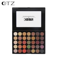 TZ Brand 35 Colors concealer Palette Make up Palatte Matte Shimmer Metallic Eyeshadow Palette Waterproof Beauty Makeup Set