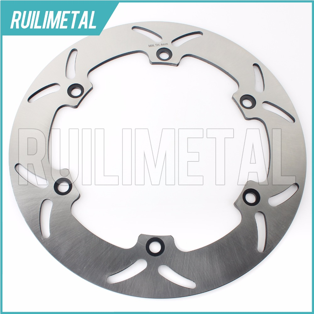 Front Brake Disc Rotor for HONDA GL1500 Goldwing A L Interstate SE 1990 1991 1992 1993 1994 1995 1996 1997 1998 1999 2000 motorcycle front and rear brake pads for honda gl1500 gl1500se gl1500l goldwing gl1500 se l 1990 2000 black brake disc pad set
