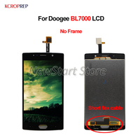 5.5 For Doogee BL7000 LCD Display Touch Screen Digitizer Assembly No Frame For Doogee BL7000 lcd Replacement Accessory