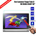 Взрывозащищенные Закаленное Стекло Для Lenovo Yoga Tab 3 10 X50L X50F X50M Фильм Очистить Экран Защитите Обложка Гвардии