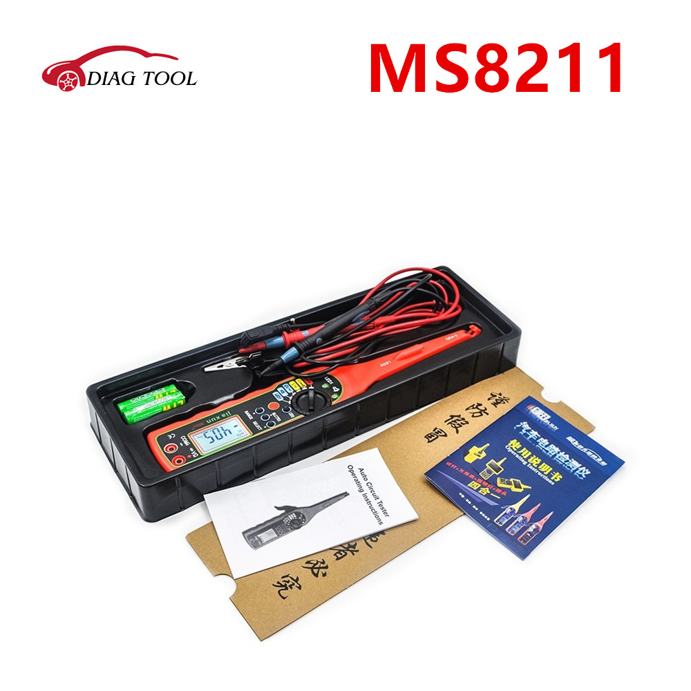 Car Battery Tester Ms8210 Ms8211 Analyzer Auto Power Electric Automatic Switching For 8211 Usb Connection Circuit Automotive Diagnostic Tool On Alibaba