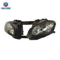 waase Front Headlight Headlamp Head Light Lamp Assembly For Yamaha YZF R6 2008 2009 2010 2011 2012 2013 2014 2015 2016