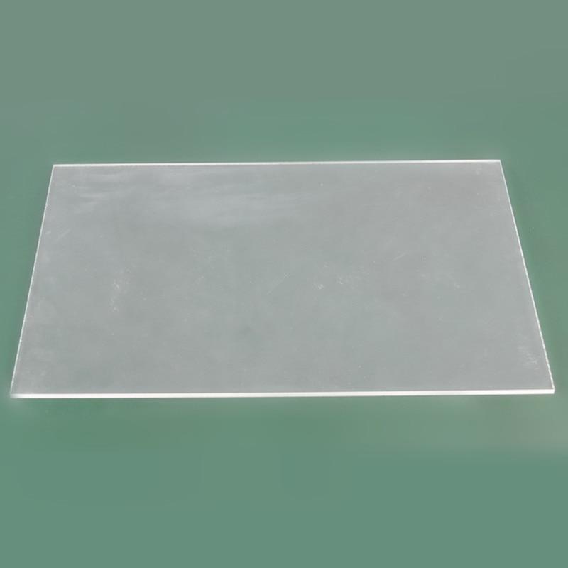 Acrylic Clear Sheets 400x600x3mm PMMA Furniture