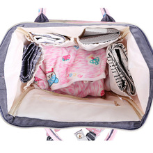 Cute Unicorns Patterned Multifunction Nursing Backpack