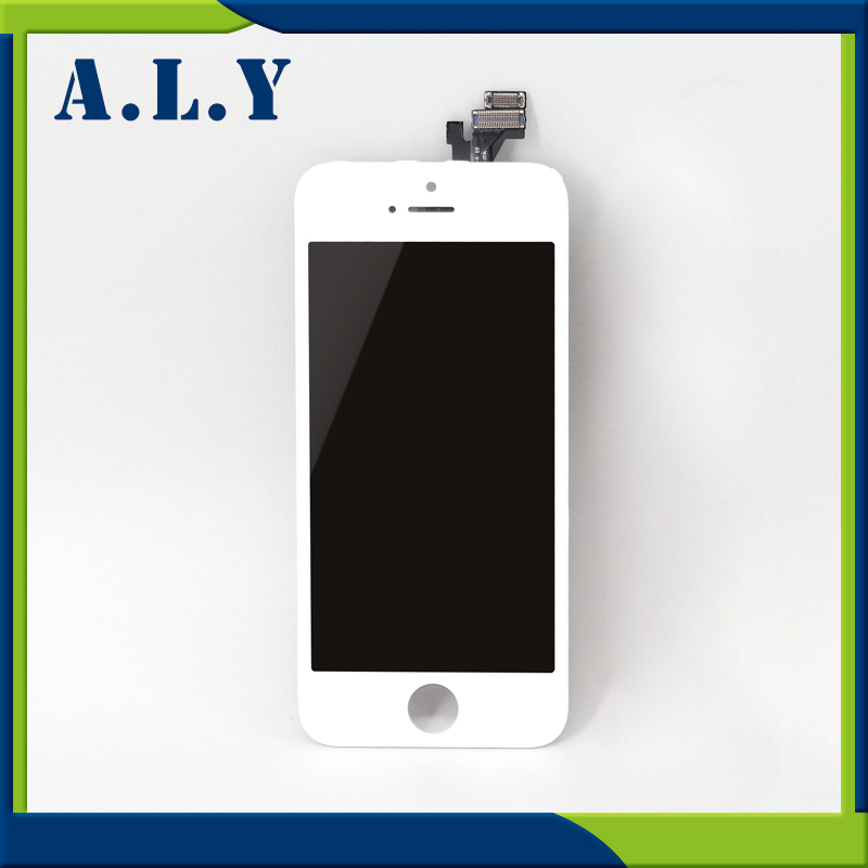 [sample] High Quality For iPhone 5 LCD Display LCD Touch Screen Digitizer Assembly for iPhone5 Replacement.Free Shipping non working fake dummy phone sample display model for iphone 5