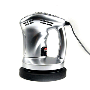 Image 2 - Mini máquina del pulidor de coche pulido y encerado, 12V, 80W, herramienta para el cuidado de la pintura del coche, lijadora de 150mm