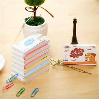 DL Cute note can be torn notes this small New South Korea stationery wholesale page 50 Stationery office supplies for students image
