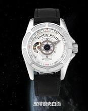 2016 WILON Мода Роскошный Подарок Спорт Мужчины Автоматические Механические Часы Военные Часы Человек Relojes Relogio Мужской Montre Наручные Часы