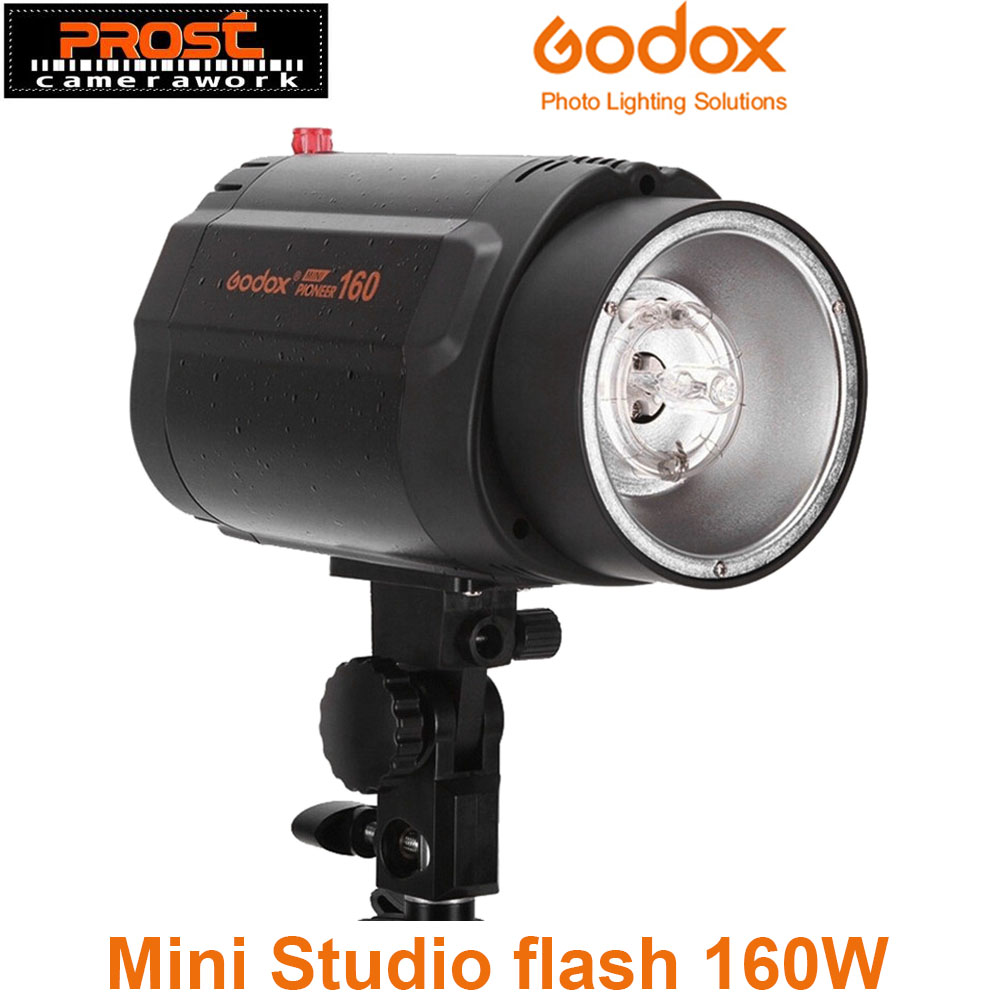 Original GODOX 160Ws 160w Pro Photography Studio Strobe Photo Head Flash Light Lamp Lighting