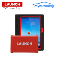 LAUNCH X431 V+ X431 HD Heavy Duty diagnostic tool support 24V Truck X 431 V+ Heavy Duty Scanner