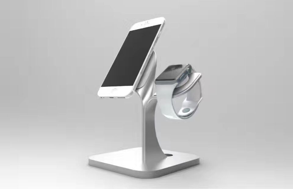 Phone Stand Apple Watch Tablet Holder,Mount Universal 2 in1 Aluminum Nano Dock,all Smartphone,IPhone, Desktop Charging Station брошь fashion 1 oh0479 109