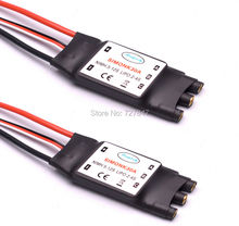 Simonk 30A Firmware Electronic Speed Controller ESC with 3.5mm Banana connector for RC Multicopter and Helicopter
