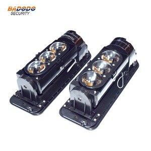 Image 5 - 3 Beams 250m waterproof IP55 Active Infrared Laser Beam Sensor Motion Detector Active Infrared Sensor outdoor Home Alarm System