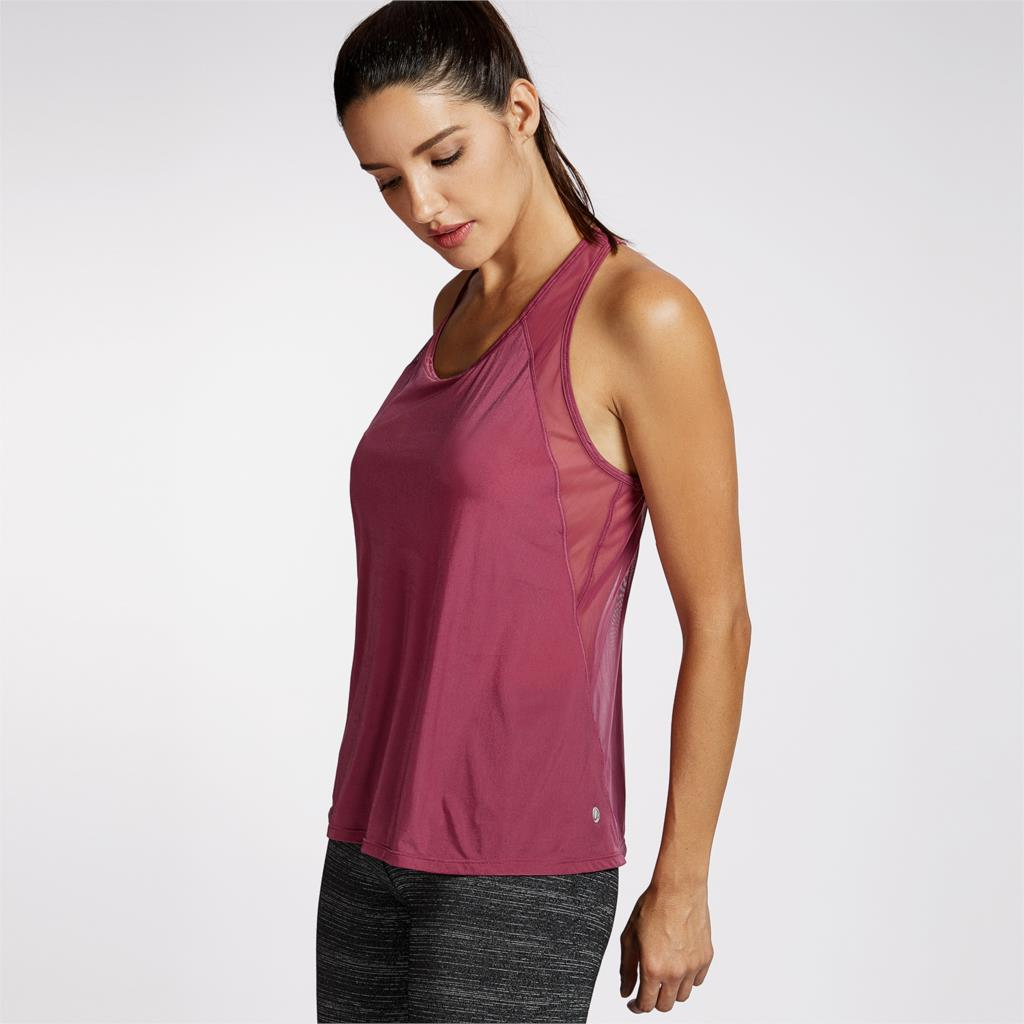 fcb9c08354 Sleeveless Loose Fit Workout Tank Top | offtobuy.com is your ...